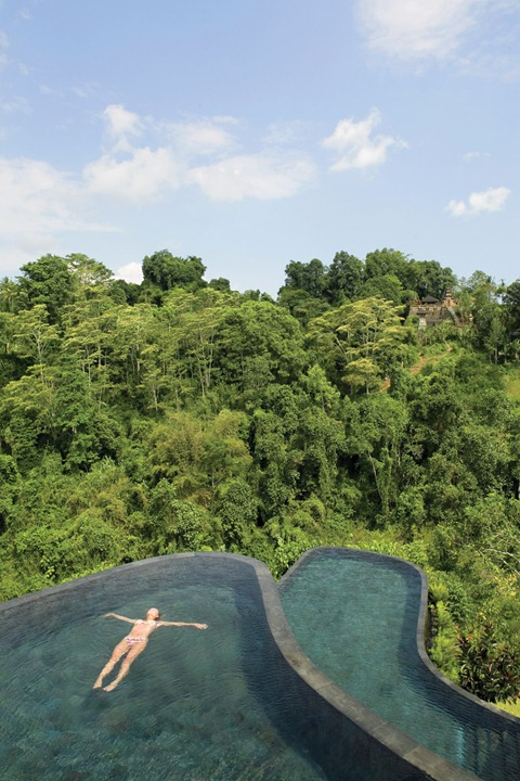 Отель Ubud Hanging Gardens на Бали