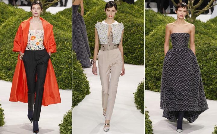Неделя моды в Париже: Christian Dior 2013