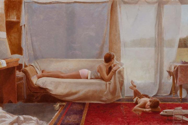 Картины David Graeme Baker