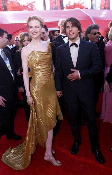 "Николь Кидман: ""Я безумно любила Тома Круза, и готова была отправиться за ним хоть на край света"""