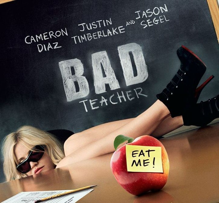 Очень плохая училка (Bad Teacher)