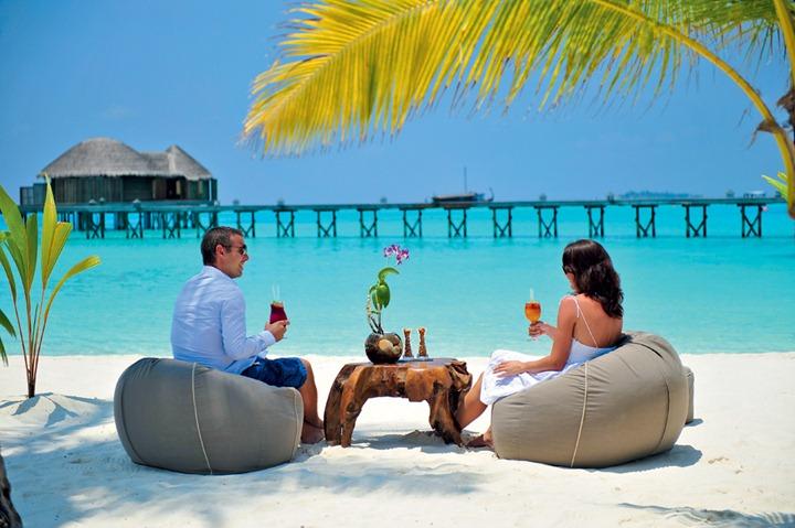 Шестизвездочный отель Constance Halaveli Resort