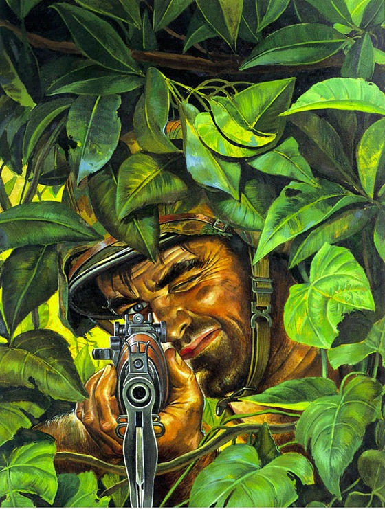 Иллюстрации Rafael De Soto