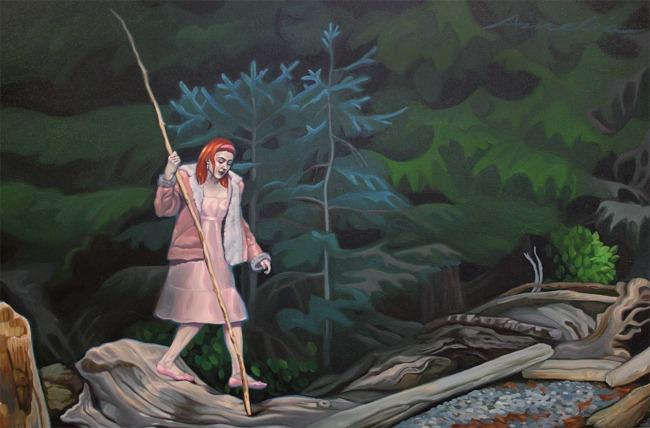 Картины Amelia Alcock   White