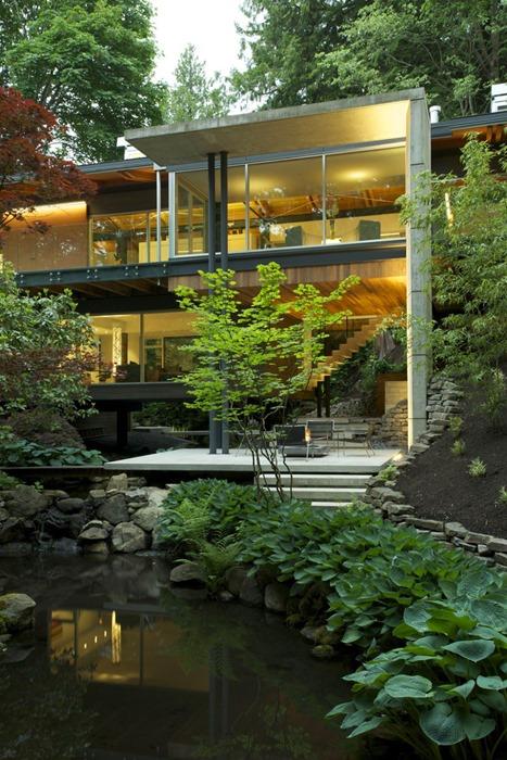 Идеальная гармония и баланс дома