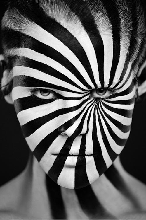 """Фотопроект """"Черно белые лица"""""""