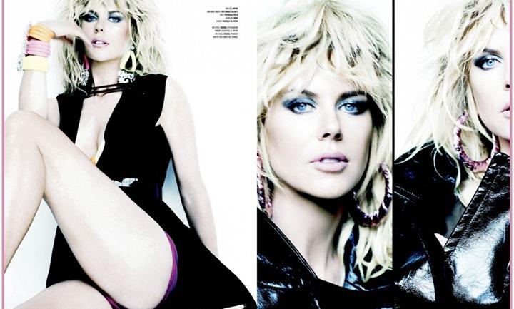 Николь Кидман в фотосессии Марио Тестино для V Magazine