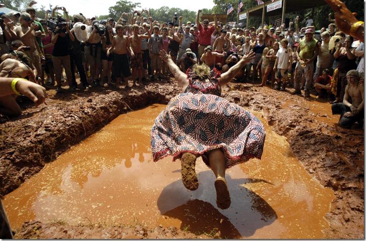 Радость и игры в грязи