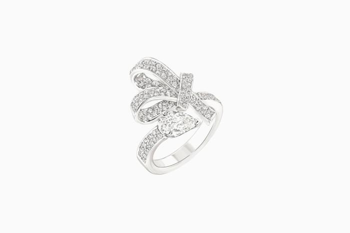 Кольца для помолвки от Chanel