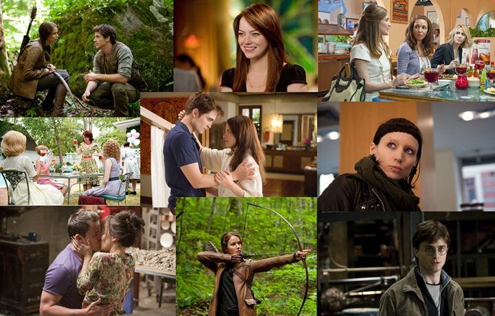 MTV Movie Awards 2012: объявлены номинанты