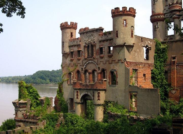 Поездка в таинственный замок Баннермана