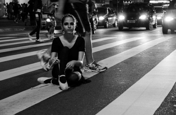Портретные фотографии Ларисы Дарэ