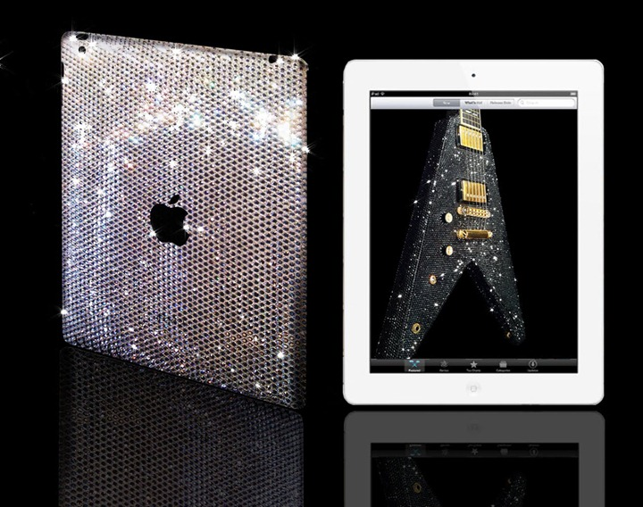 Корпуса для iPhone и iPad от CrystalRoc