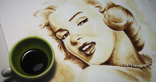 Рисунки и кофе