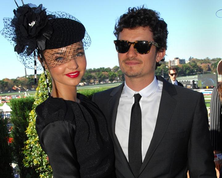 Брак Орландо Блума и Миранды Керр дал трещину?