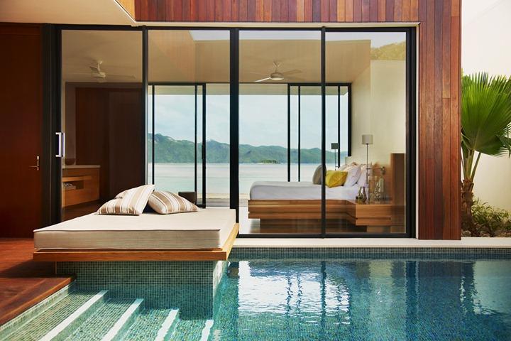 Отель Hayman – лучшее место для отдыха в Автралии