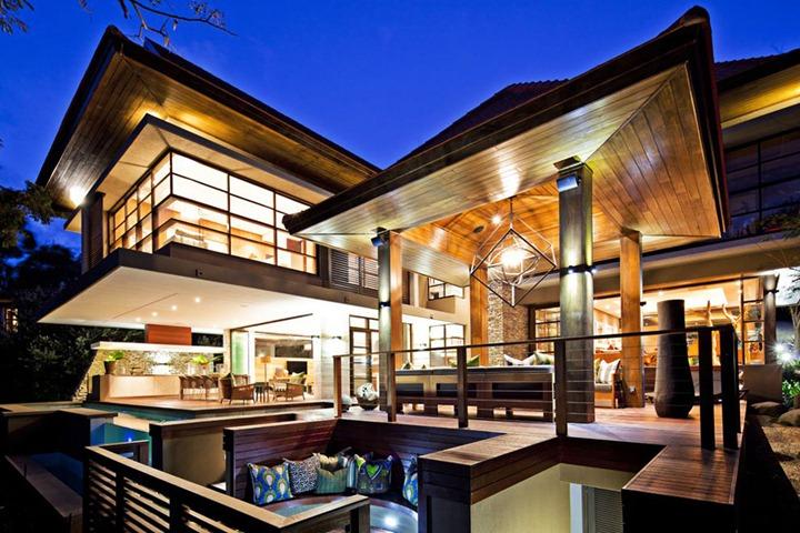 Роскошный особняк в Южной Африке