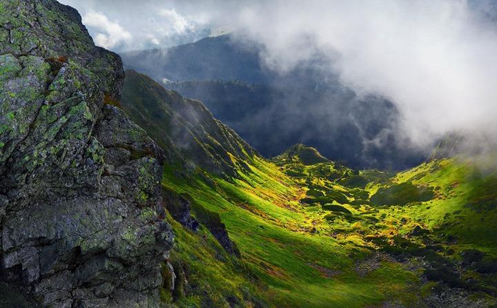 Завораживающие пейзажи Sergey Trofimov