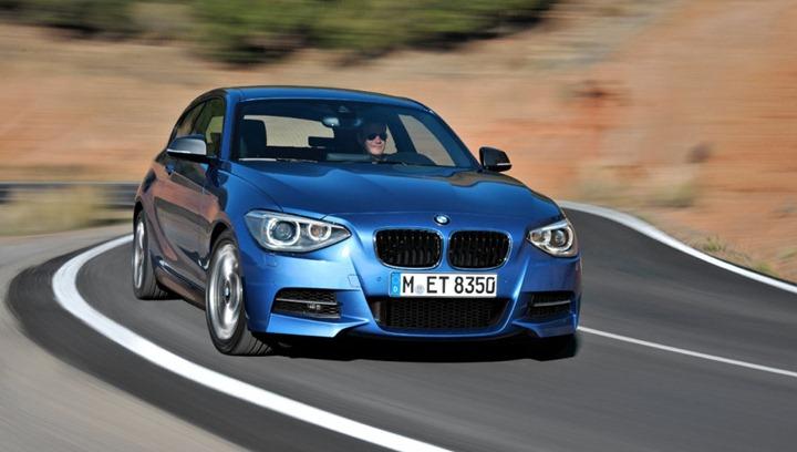 """Новая """"карманная ракета"""" от BMW"""