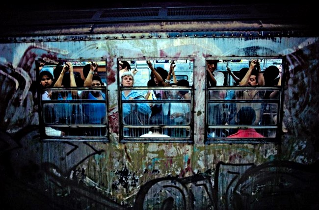 """""""Когда Нью Йоркское метро было самым опасным местом на земле"""""""