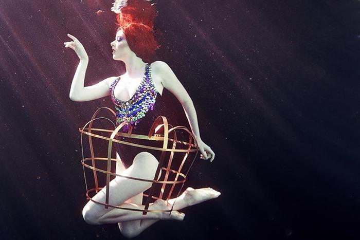 Подводная фантазия