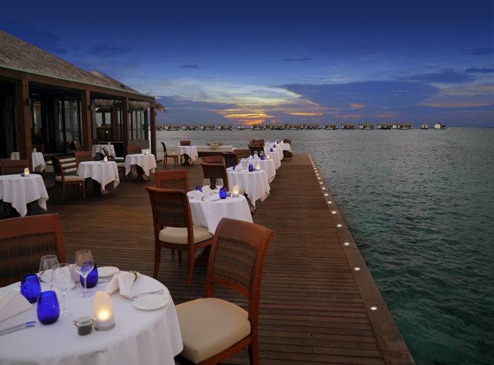 Вдали от суеты на Мальдивах в отеле Residence Maldives