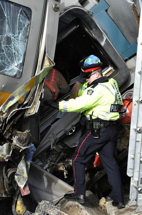 Железнодорожная катастрофа в Онтарио