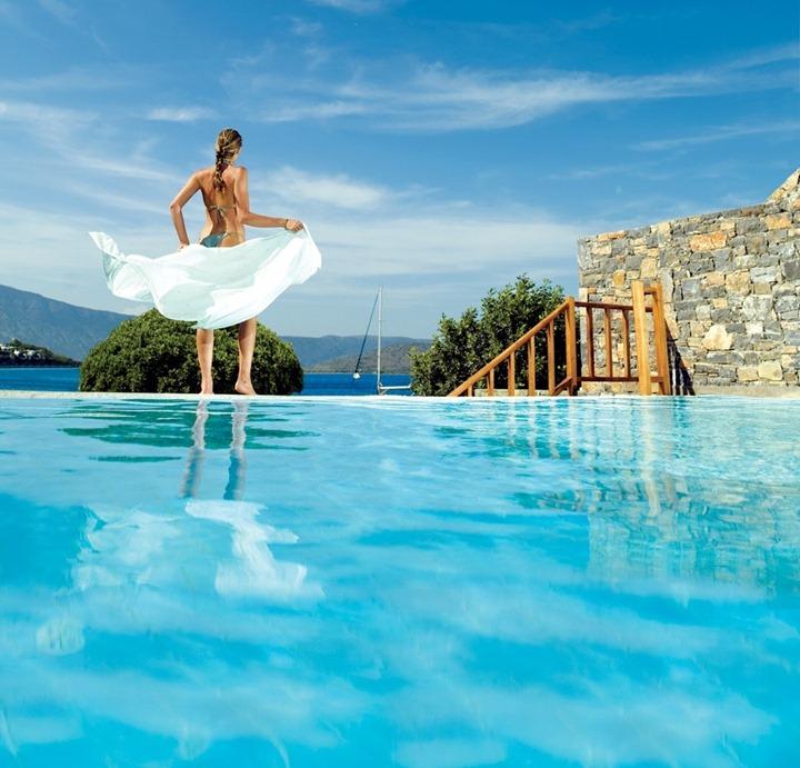 Лучший люксовый отель Греции