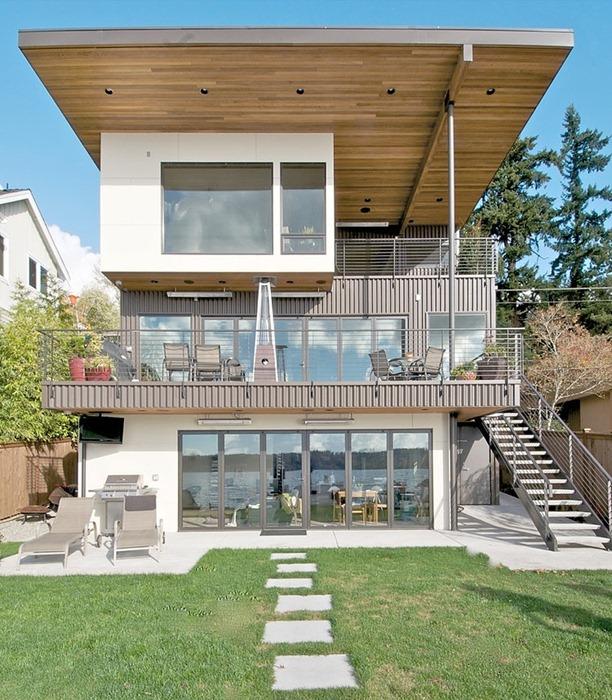 Резиденция  Киркланд, студия «Грань архитектуры и дизайна»