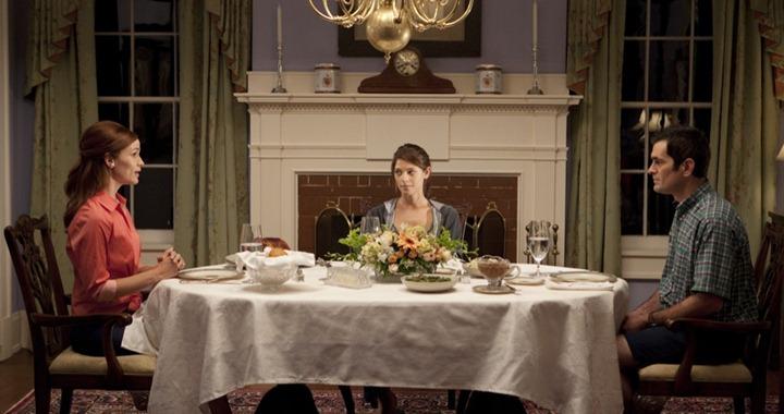 """Дженнифер Гарнер, Хью Джекман и Оливия Уайлд в комедии """"Как по маслу"""""""