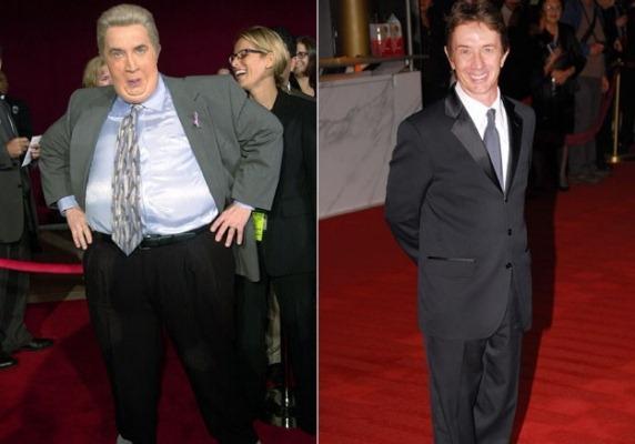 """Знаменитости """"толстеют"""" в фильмах"""