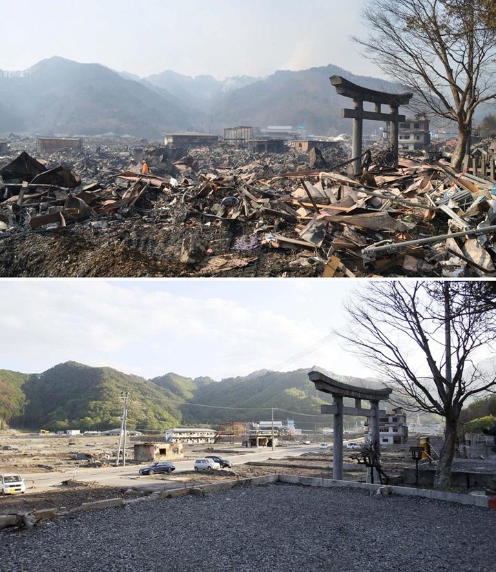 Япония спустя три месяца после