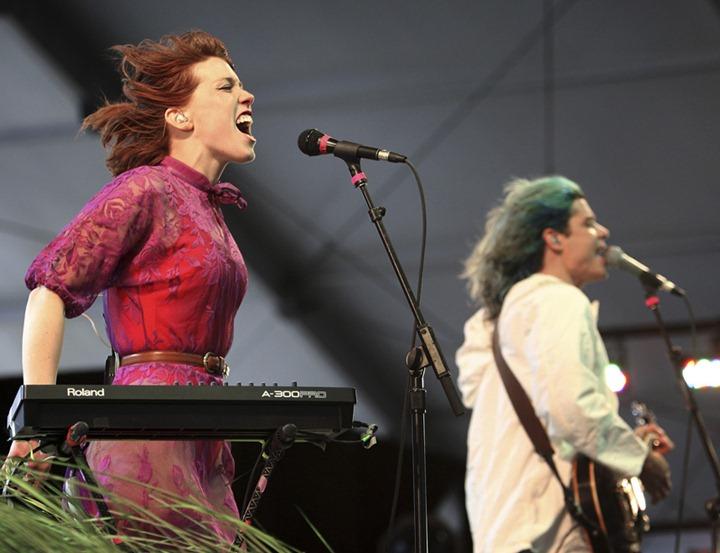 Музыкальный фестиваль Coachella