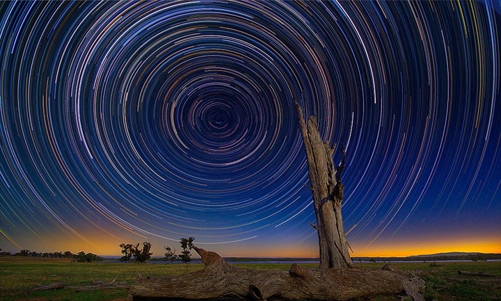 Звездный водоворот Lincoln Harrison