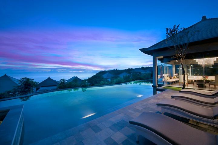 Отель Banyan Tree Ungasan на Бали