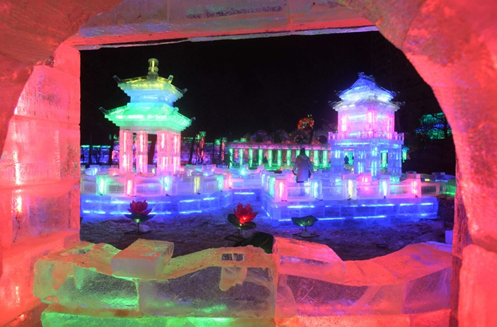 Харбинский международный фестиваль снега и льда