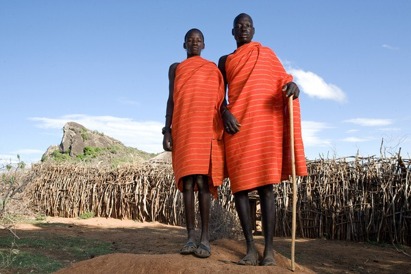 Племя кочевники от Jonathan Hyams