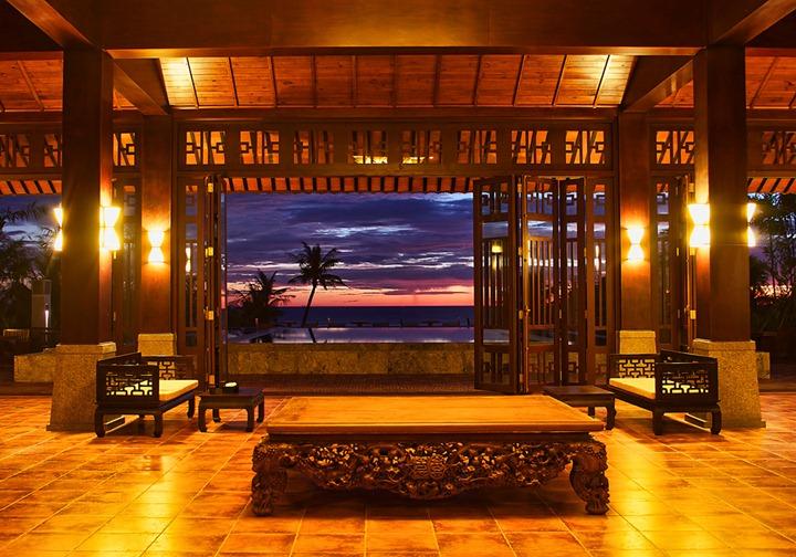 Роскошный отель Ana Mandara Hue класса люкс во Вьетнаме