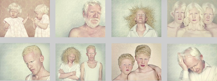 Альбиносы от Gustavo Lacerda