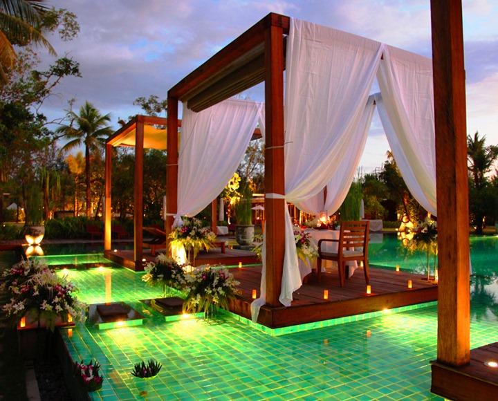 Отель Sarojin на юге Таиланда