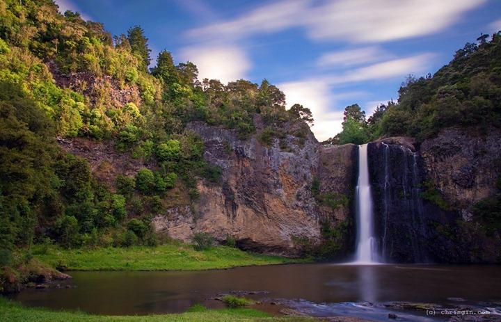 Новая Зеландия глазами Chris Gin