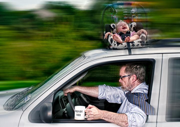 """Фотопроект """"Лучший отец на свете"""" от Dave Engledow"""