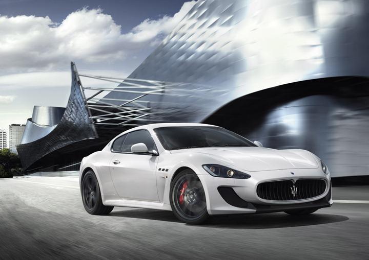 Новый суперкар Maserati