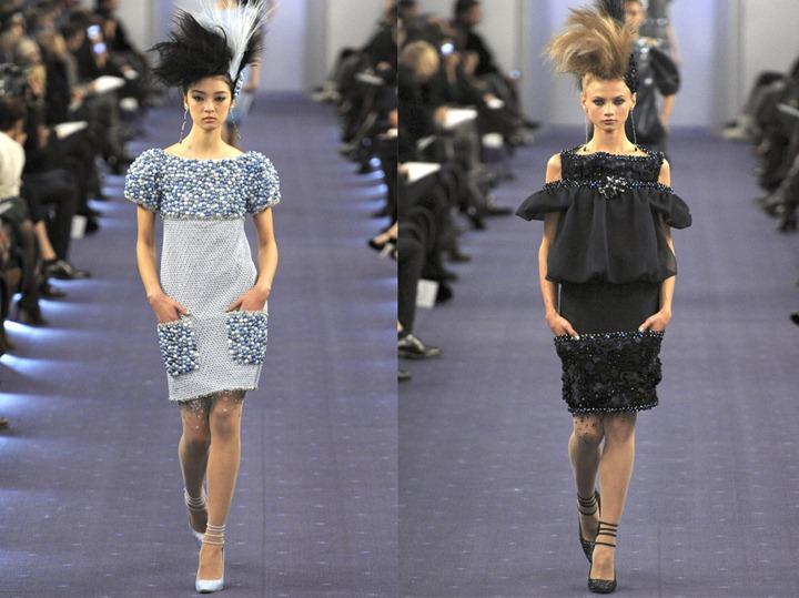 платья шанель весна 2012 (11 фото ) - Что