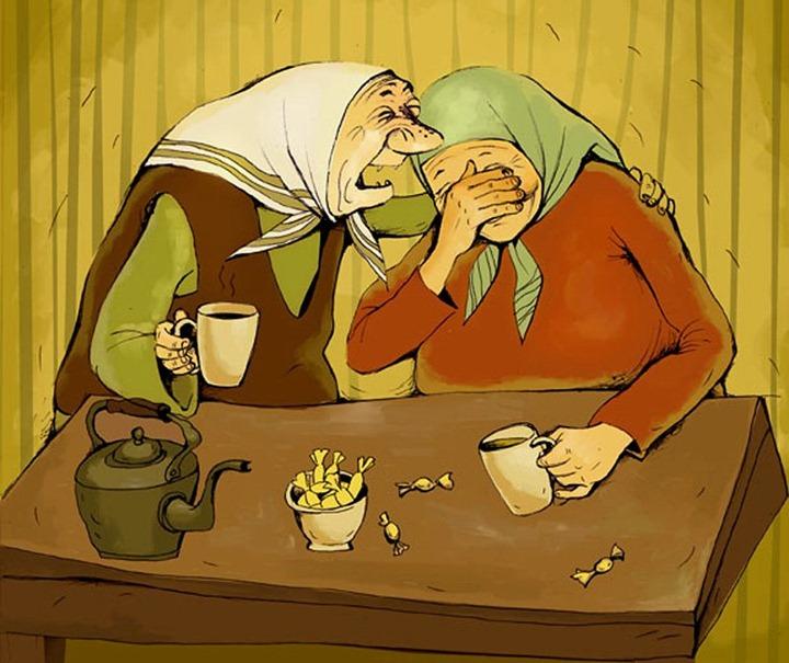 Ilustraciones de Olga Trueno