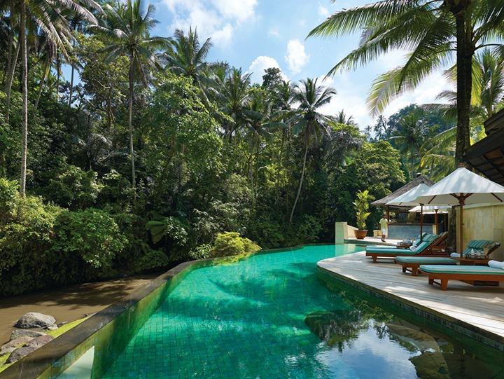 Тропический рай в Индонезии