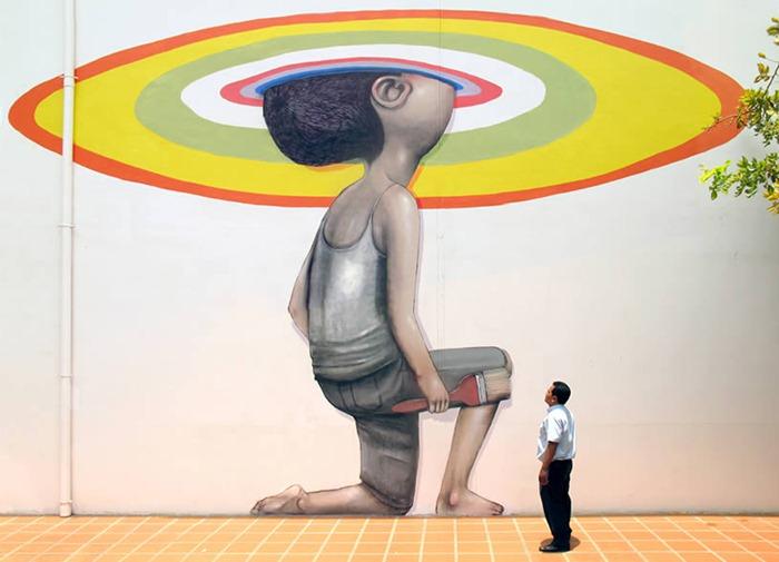 Граффити: секретный мир детей