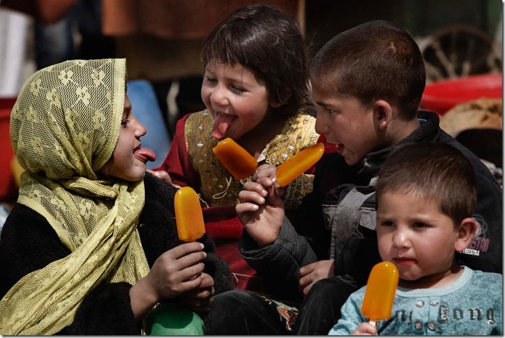 Афганистан празднует Навруз
