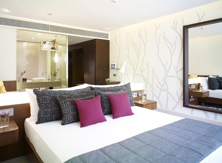 Роскошный отель в Индии