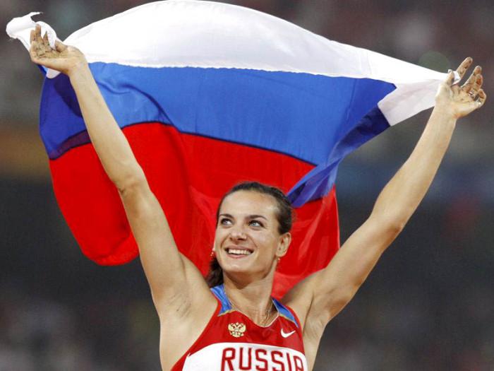 Елена Исинбаева не будет принимать участие в Олимпиаде